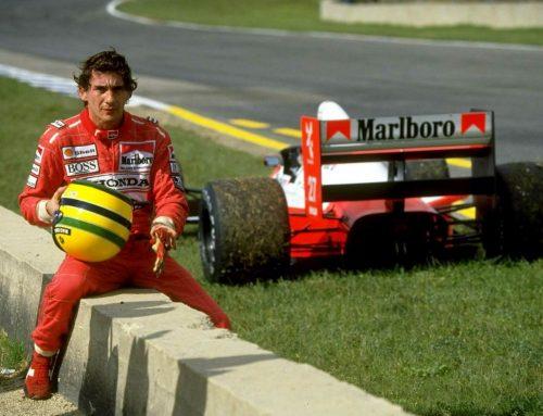 Vamos parar de endeusar Ayrton Senna!