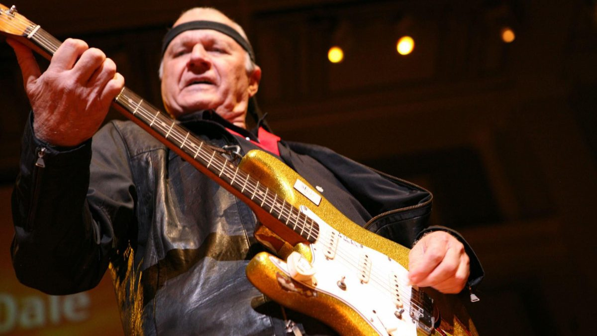 Dick Dale criou a surf music