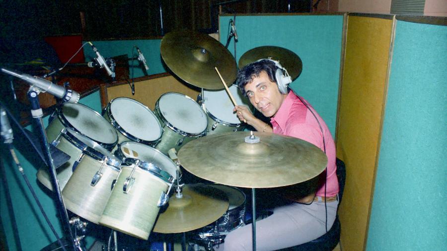 A bateria de Hal Blaine