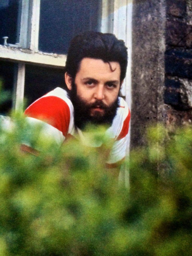 Paul McCartney como pouca gente conhece
