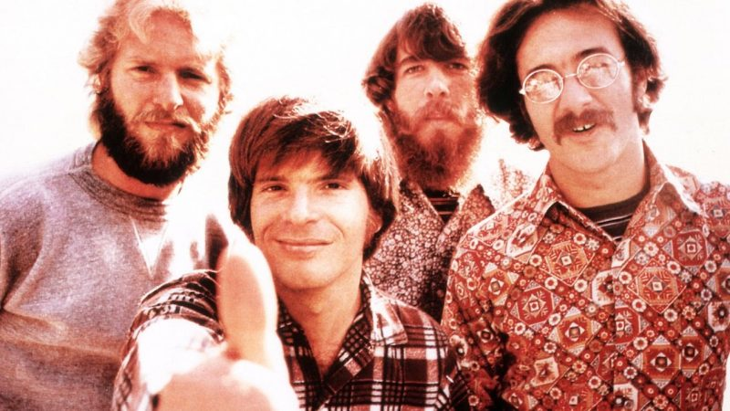 Creedence Clearwater Revival ainda é moderno