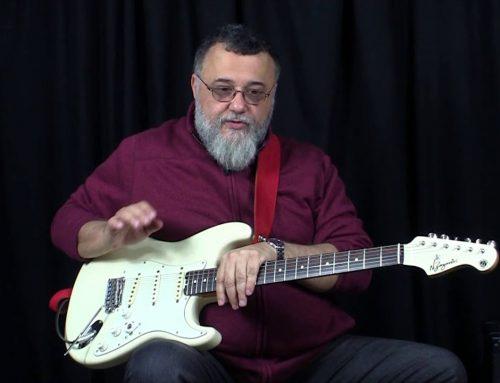 André Christovam ainda dignifica o blues brasileiro