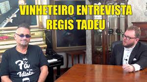 Regis Tadeu e Lord Vinheteiro